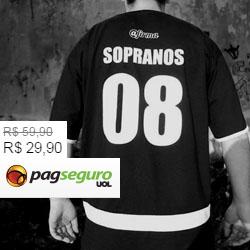 Camiseta Sopranos 08